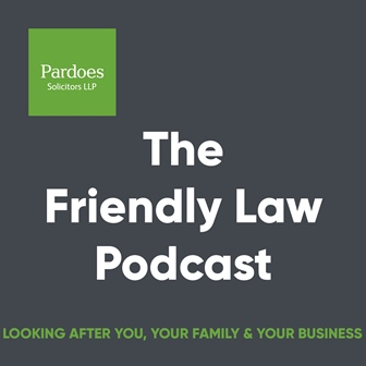 Launch of Pardoes Podcast