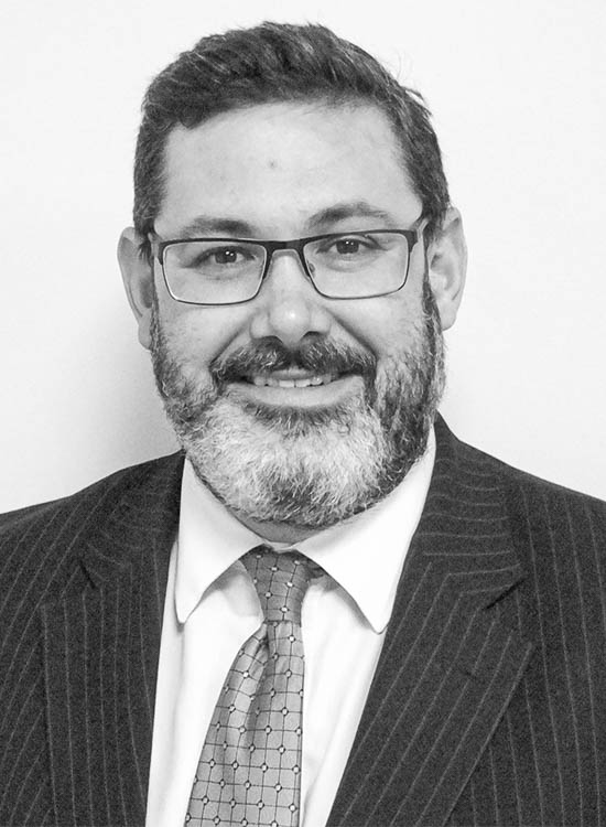 Greg Peters, Solicitor