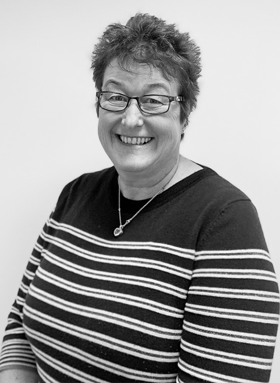 Sue Anthony, Team Co-ordinator