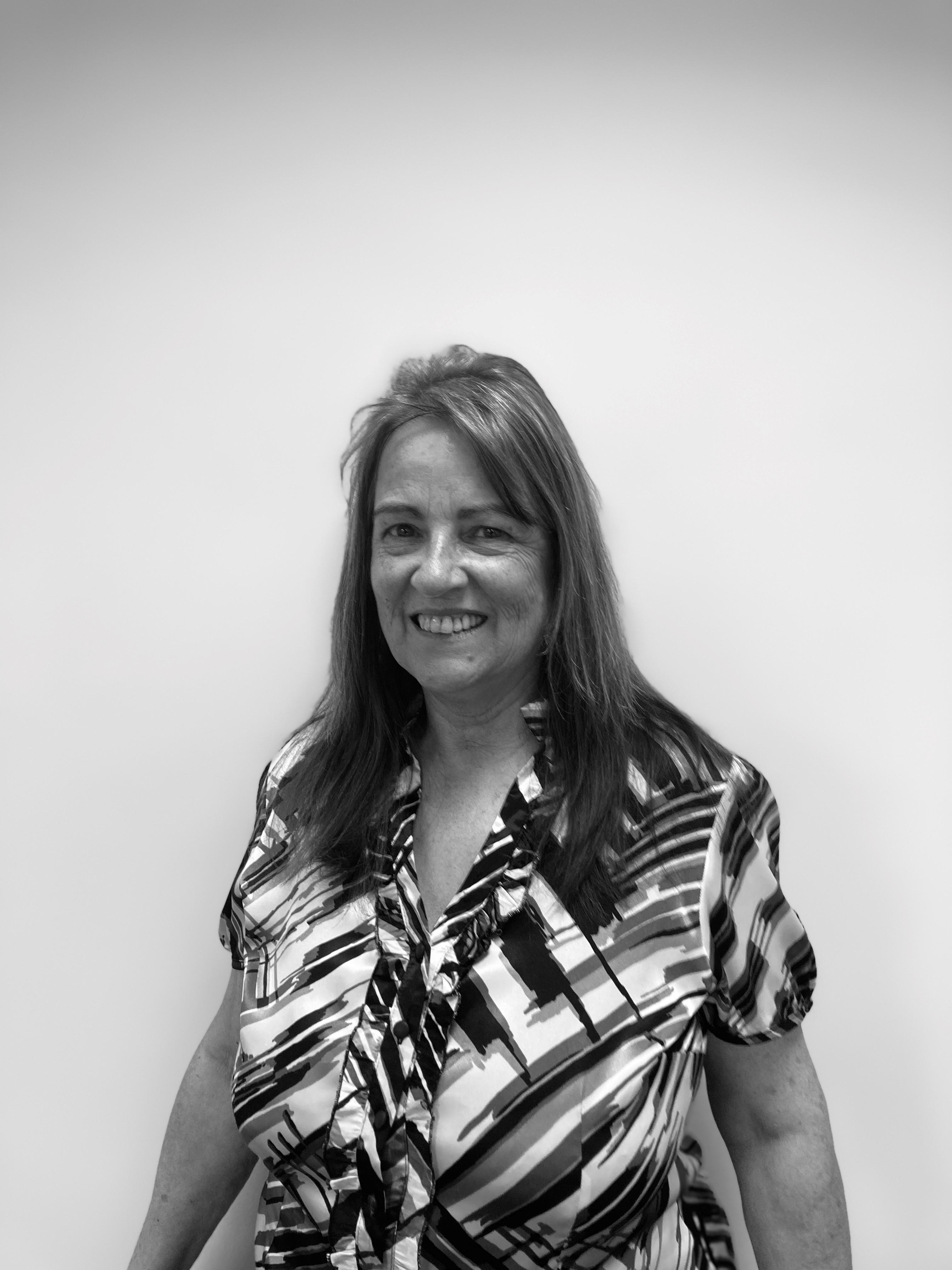 Frances Davies, Administration Assistant