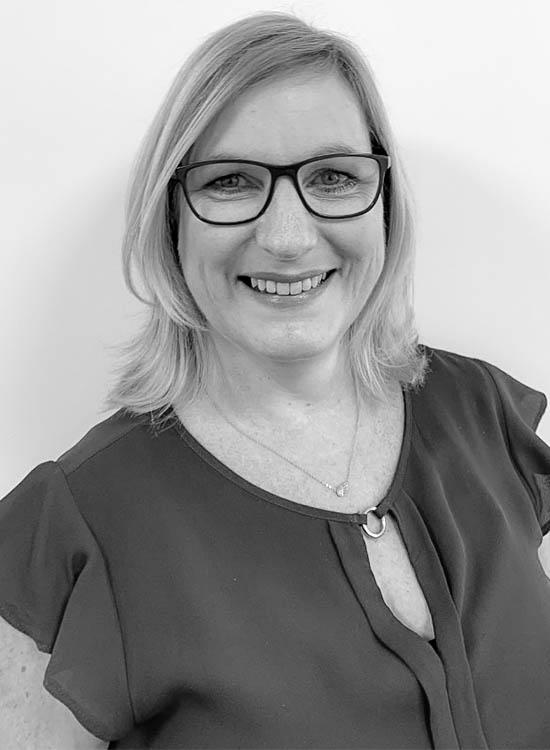 Lisa Barrie, Team Co-ordinator